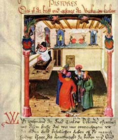 picture from Baltazar Behem's codex of 1505