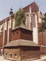 St. Catherine's church in Krakow