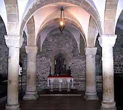 Wawel Cathedral's Crypt of St. Leonard