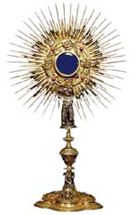 a Krakow monstrance