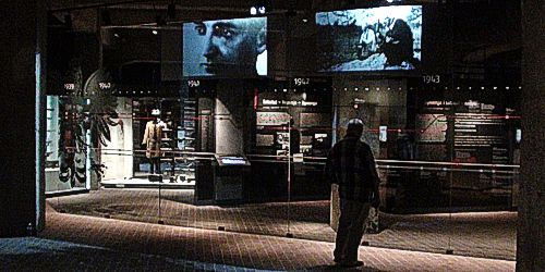 Home Army Museum in Krakow shows in innovative way exhibits about World War 2