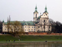 Krakow's Skalka sanctuary, one of Poland's most sacred places