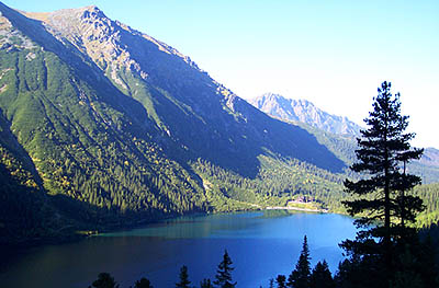 Morskie Oko lake, the Tatry Mountains' must-see